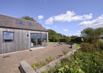 Bassendean Cottage -  Timber Frame Extension (Exterior)