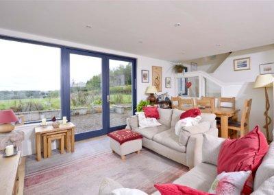 Bassendean Cottage - Timber Frame Extension (Interior)